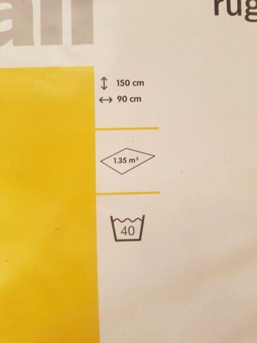 Läufer etc 150x90cm Teppich Anti Rutsch Matte für Teppich Universal Matte