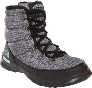 THE-NORTH-FACE-ThermoBall-Lace-II-T92T5L5QP-Isolantes-Chaude-Bottes-pour-Femme