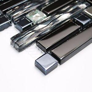 sparpaket mosaik glas stein f r bad k che wc dusche sauna wandverkleidung. Black Bedroom Furniture Sets. Home Design Ideas