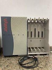 Avaya Partner 5 Slot Carrier Cabinet 103h5a28 For Acs System Lucent Atampt
