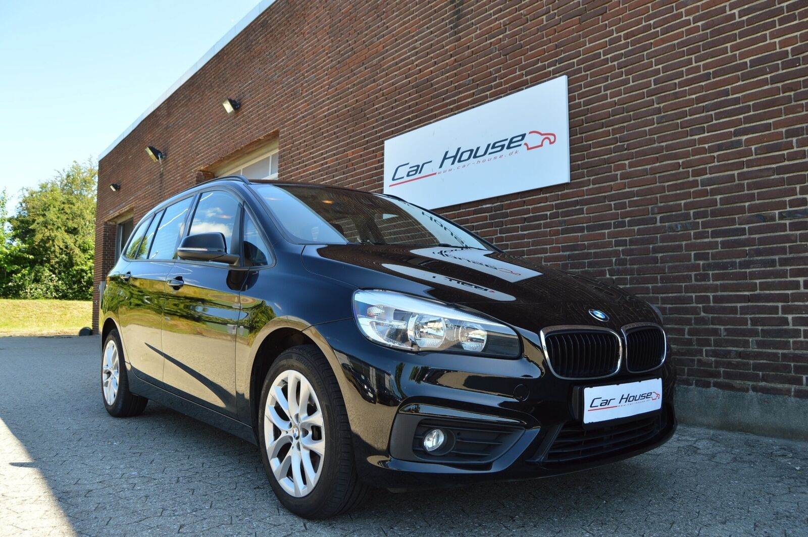 BMW 220d 2,0 Gran Tourer Advantage 7prs 5d - 244.900 kr.