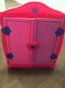 Attirant ... Build A Bear Workshop Wardrobe Closet Armoire Pink