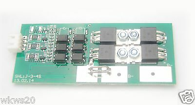 3 cells 20A w/balancing Li-ion Lithium 18650 Battery In Out Protection PCB 16.8V