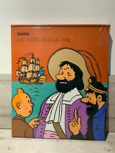 Livre-anime-Tintin-Le-secret-de-La-Licorne-Edition-Moulinsart-2011