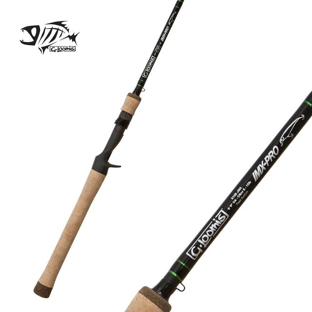 G Loomis IMXPro Jerkbait Casting Rod 812C JBR 6'9 Medium 1pc