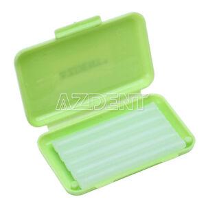Dental-Green-Apple-Scent-Wax-Scent-For-Bracket-Gum-Irritation-AZDENT
