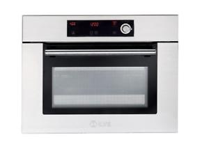 Ilve 645SL Compact Pizzaofen - Spezialofen 30 bis 400 Grad Celsius ...