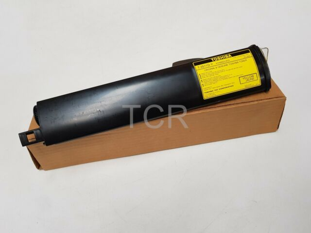 Toshiba T-3511D-Y Genuine Yellow Toner Cartridge For e-STUDIO 3511/4511