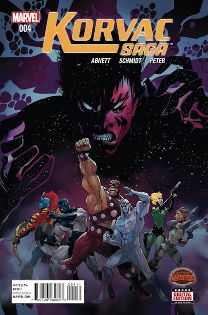 Secret Wars Korvac Saga #2 Marvel NM Comics Book
