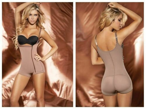 Ann Chery 5146 Powernet Mara Shapewear Color Brown Plus