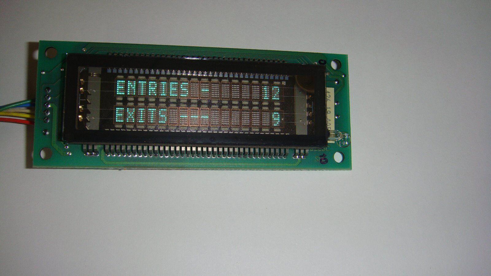 Us 162 Sd 03 Cb Futaba 2 X 16 Vaccume Fluorescent Display Ebay Lcd 2x16 16x2 1602 Module Arduino Raspberry Norton Secured Powered By Verisign