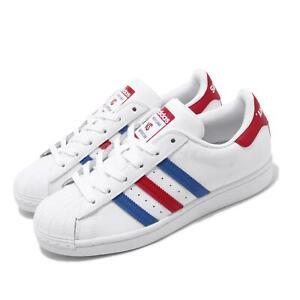Details about adidas Originals Superstar vs. Americana USA White Red Blue Men Women FV2806