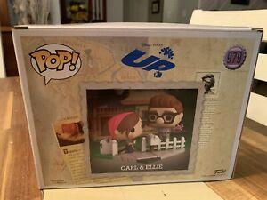 NYCC-2020-Funko-Pop-979-Disney-Pixar-s-UP-Carl-And-Ellie-Shared-Sticker-IN-HAND