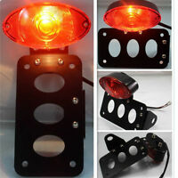 Tail Light License Plate Bracket Fit For Honda Shadow Aero Phantom Vlx 750 1100