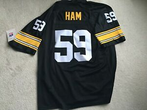 Details about Pittsburgh Steelers Jack Ham jersey