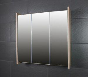 70cm Spiegelschrank FROSTI Badezimmermöbe