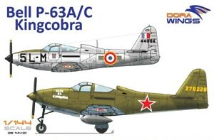 Dora-Wings-1-144-Bell-P-39A-C-Kingcobra-144-01