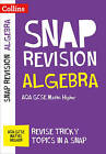 Algebra (for Papers 1, 2 and 3): AQA GCSE Maths Higher by Collins GCSE (Paperback, 2016)