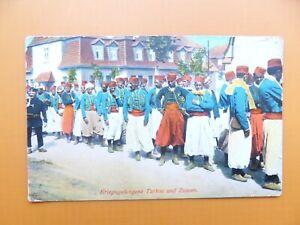 AK-Kriegsgefangene-Turkos-und-Zuaven-Ohrdruf-Feldpost-1915