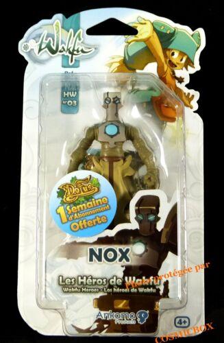 WAKFU figurine articulée NOX Krosmaster DOFUS hw Ankama collection blister NEUF
