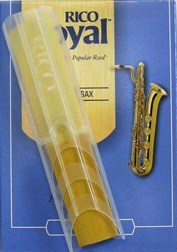 1 Blatt für Baritonsaxophon Fabr. Stärke 3 made in USA Abverkauf Rico Royal