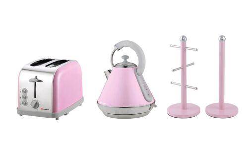 Taza árbol /& Portarrollos de cocina Tostador Conjunto De Hervidor eléctrico