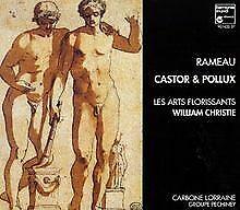 Castor und Pollux von Les Arts Florissants, Christie | CD | Zustand gut