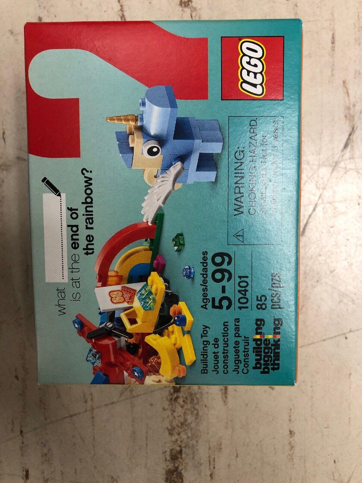 Lego Set 10401 Classic Rainbow Fun