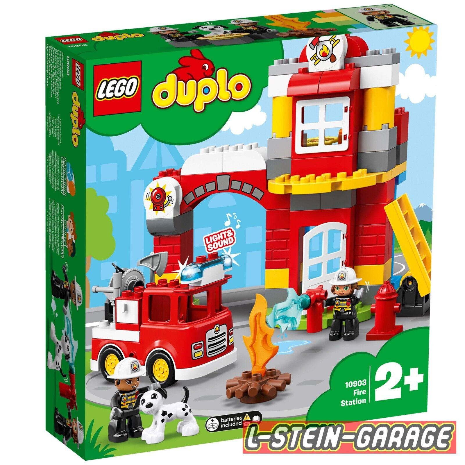 LEGO® DUPLO® 10903 Feuerwehrwache NEU & OVP OVP OVP 683b56