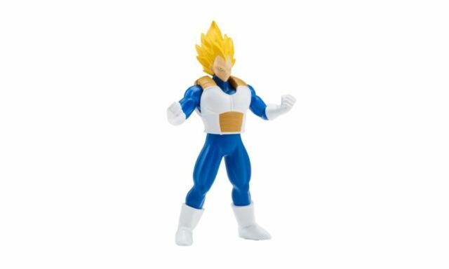 Dragon Ball Z Super Vegeta Action Figure Toy Brand New