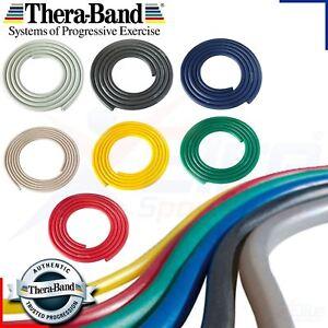 Znalezione obrazy dla zapytania thera band tubing exercise