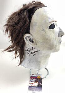 DON-SHANKS-signed-Michael-Myers-MASK-Halloween-5-Trick-or-Treat-Studios-JSA