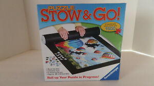 Ravensburger Puzzle Stow & Go! - Stores up to 1500-piece Puzzle - NEW!!