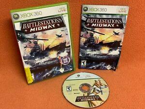 Battlestations-Midway-Microsoft-XBox-360-Game-Complete