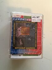 World Cup Soccer rare cards set 1994