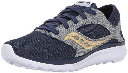 Saucony Damenschuhe Kineta Relay Denim Sneaker- Pick SZ/Farbe.