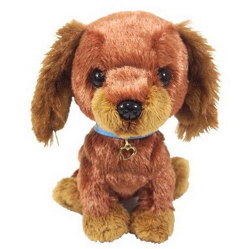 Cute Puppy Soft Toy For Kids Stuffed Animal Dachshund Dog Plush Toy S 02947