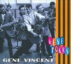 Gene Rocks [Digipak] by Gene Vincent (CD, 2010, Bear Family Records (Germany))