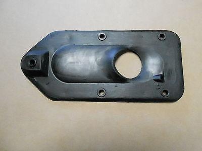 Mopar A Body 63-66 A Fuel Filler Neck Tube Trunk Floor Rubber Dart Barracuda DMT