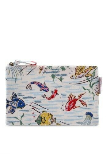 Cath Kidston Mini Ocean Fish Zip Purse