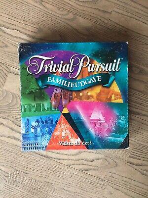 13c50149 Trivial Pursuit Familieudgave | DBA - brugte spil til børn