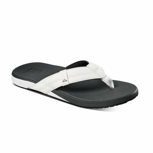 Reef Cushion Bounce Phantom Sandals White