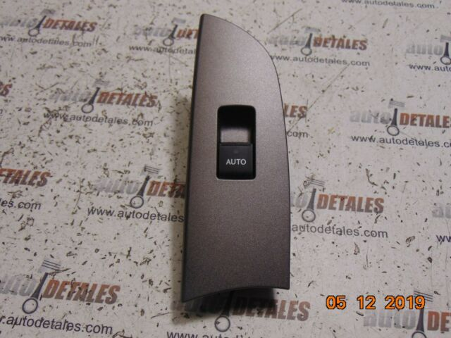 Lexus IS220d IS250 window switch unit rear right 74271-53310 used 2010
