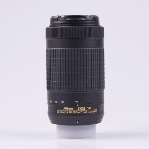 Nikon AF-P DX NIKKOR 70-300mm f//4.5-6.3G ED VR Lens