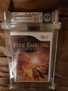 Fire Emblem: Radiant Dawn Nintendo Wii WATA Graded 9.8 A++ Brand New Sealed