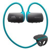 Sony NWZ-WS615 16GB MP3-Player Wasserdichte Sport-Walkman Blau neu versiegelt...