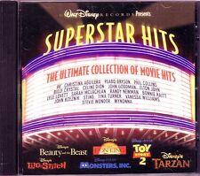 DISNEY'S Superstar Hits CD PHIL COLLINS TINA TURNER BONNIE RAITT CELINE DION