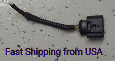 New Listing1j0973723 Fast Ship 3 Pins Plug Connector Housing Amp Pigtail Wiring Vag Vw Audi