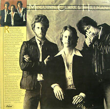 "McGUINN,CLARK & HILLMAN ""SAME""  (BYRDS)  original lp Italy mint"