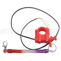 50cc - 125cc Engine Stop Tether Pull Kill Switch For Atv Quad Chinese Part